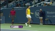 Simona Halep vs Andrea Petkovic Cincinnati 2015 Set-2