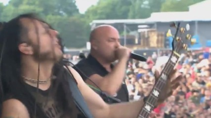Disturbed - The Vengeful One // Live Rock am Ring 2016