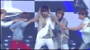 Shinee - Sherlock @ Inkigayo (15.04.2012)