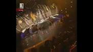 България Eurovision 2009 Krasimir Avramov - Illusion (live Hq)