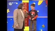 Васа Ганчева Е Най - Големия Кошмар На Децата: Господари На Ефира 08.04.2008
