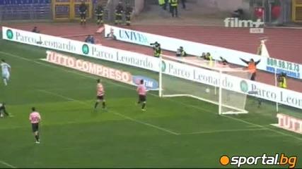 Лацио 2 - 0 Палермо