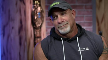 Goldberg on The Broken Skull Sessions: Tomorrow after WWE TLC