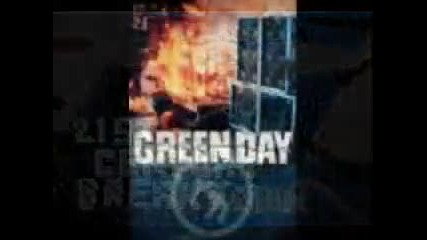 Green Day ~ Horseshoes And Handgrenades +sub