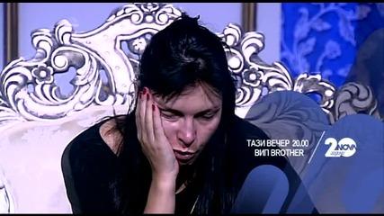 Гладът ще изправи звездите една срещу друга - VIP Brother (02.10.2014)