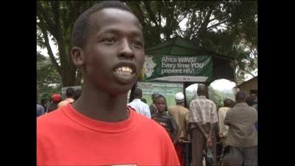 World Cup спасява животи в Кения