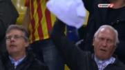 Бели кърпички за треньора на Барселона, шефовете гледат недоволно