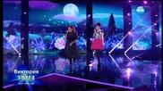 A.V.A. и Виктория Георгиева - Aquarius - X Factor Live (04.01.2016)