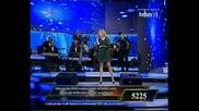 Ivana Selakov - Kunem ti se zivotom - (Live) - Jedna pesma jedna zelja - (Happy TV)