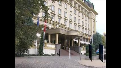 Откриха неизвестен автограф на Юрий Гагарин в пловдивски хотел