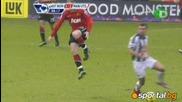 Уест Бромич - Манчестър Юнайтед 1 - 2