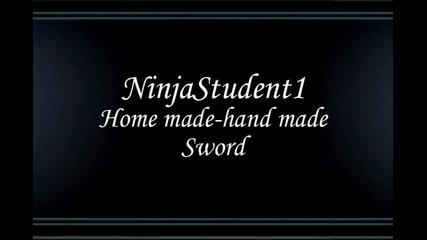 Home made sword