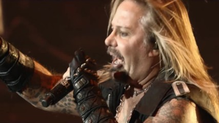 Mötley Crüe - Girls, Girls, Girls // The End // Live In Los Angeles
