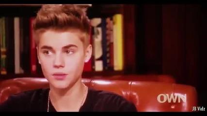 Justin Bieber .. Is humen,too.