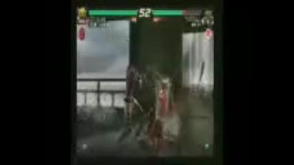 Tekken 6 - Julia vs Yoshimitsu