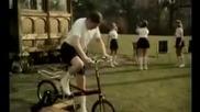Benny Hill Classic Comedy Sport sketch