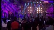 Vesna Zmijanac - Idem preko zemlje Srbije - Bravo Show - (tv Pink 7.06.2014) - Prevod