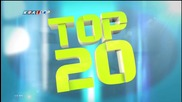 Kral Pop Tv - Top 20 part.1 (21.02.2016)