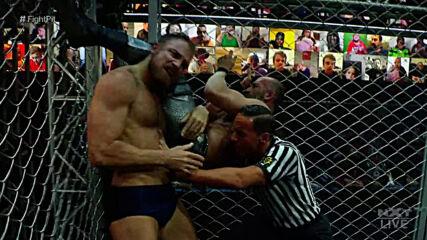 Tommaso Ciampa vs. Timothy Thatcher – Fight Pit: WWE NXT, Jan. 20, 2021