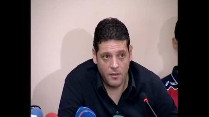 Пламен Константинов: Имаше несериозност в отбора