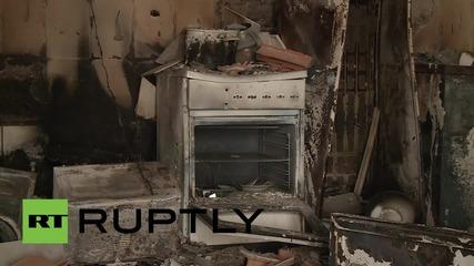 Macedonia: See devastating aftermath of Kumanovo clashes