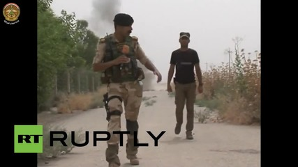Iraq: Iraqi Army seize former IS stronghold in Sayed Gharib, Dujail district
