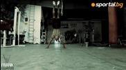 Веган културист демонстрира свръхчовешка сила