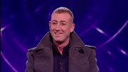 Christopher Maloney - I Just Died in Your Arms (the X Factor Uk 2012)
