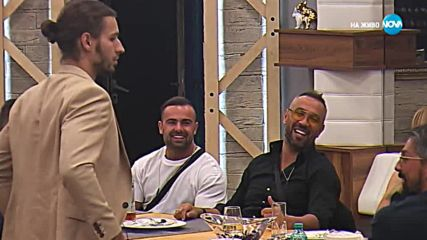 Празнична вечеря в чест на Кулагин - VIP Brother 2018