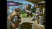 Реклама - Milka
