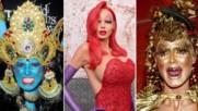 Най-скандалните костюми на звездите за Хелоуин