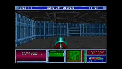 Blake Stone Planet Strike Area 7 Rehabilitation Areas (3 3) (for Windows 95)