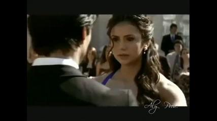 "~ Damon and Elena ~ ""all I Need"" By Within Temptation ~"