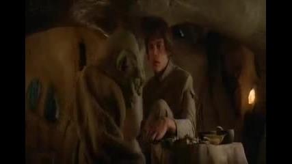 Star Wars - Пародия Yoda + Luke