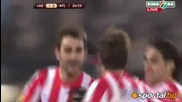 Лацио - Атлетико Мадрид 1:3 (uefa Europa League 1/16 final )