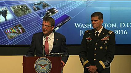 USA: 'Turkey a strong ally' in anti-IS coalition talks says Pentagon