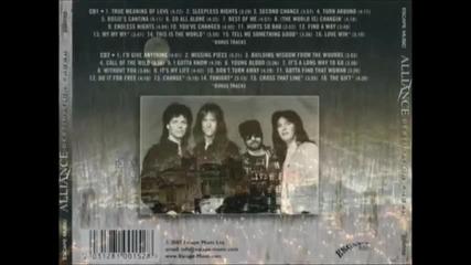 Alliance - Endless Nights ( Aor Melodic Rock )безкрайни Нощи -