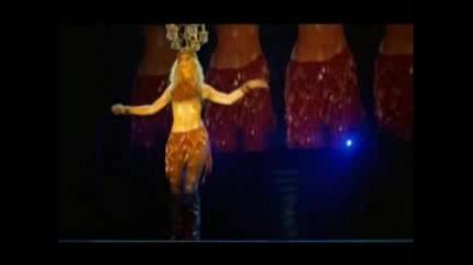 Най - Красивият Belly Dance От Шакира