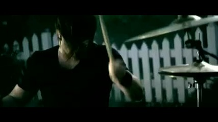 * Hq * Sick Puppies - You re Going Down [ Official H D Music Video]