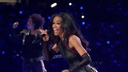 Премиера: Beyonce - Super Bowl Half Time 2013 ( Цялото Шоу )
