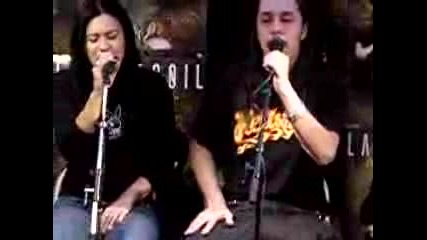 Lacuna Coil - Within Me Acoustic