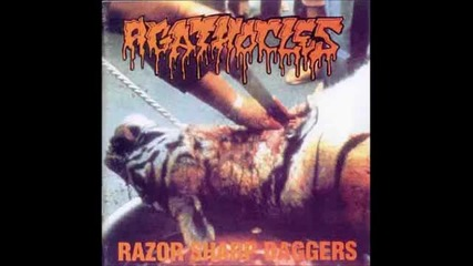 Agathocles - Twisting History (album Razor Sharp Daggers 1995)