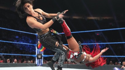 Ember Moon vs. Sonya Deville: SmackDown LIVE, June 25, 2019