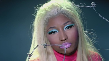Превод! Nicki Minaj Feat. 2 Chainz - Beez In The Trap