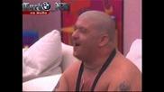 Веско пее просташки песнички за Давид - Big Brother Family [26.04.2010]