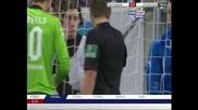 """""""Байер"""" (Леверкузен) лидер в Германия след 2:1 срещу  """"Хофенхайм"""" и скандално съдийство"""
