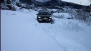 Touareg рине сняг ! *hd*