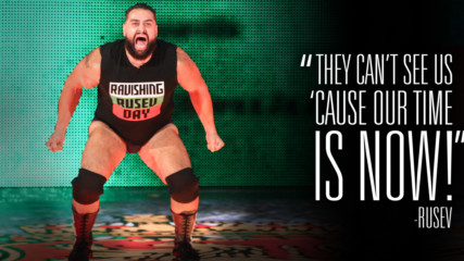 Rusev and Lana channel the Cenation on WWE MMC?