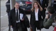 Spain: Princess Cristina appears in court on tax evasion charges