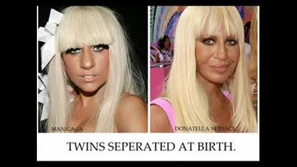 Lady Gaga е мъж Разкрито part 1